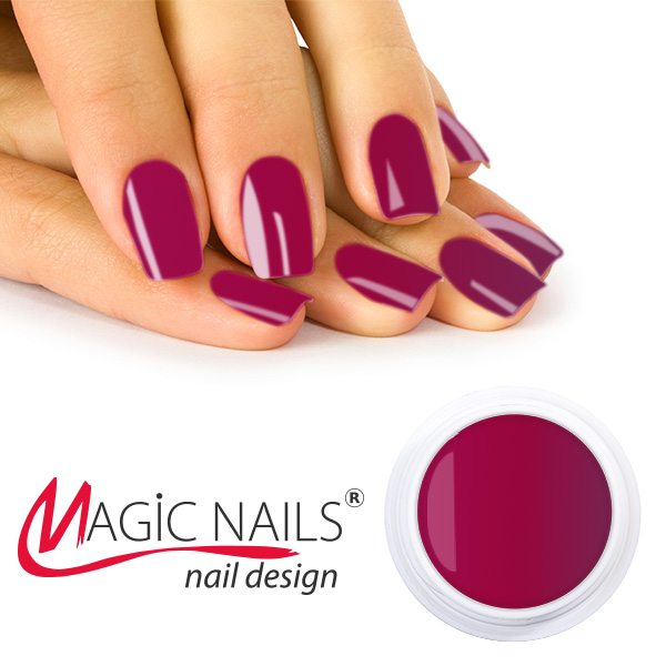 UV gel Red Gel - Bubblegum Pink - 5 ml
